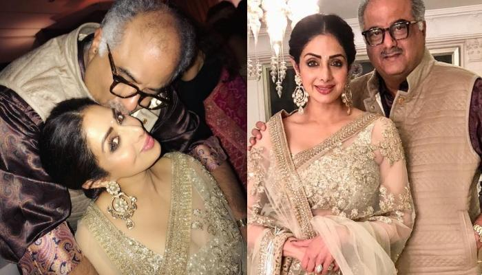 Boney Kapoor Can Never Stop Missing His Wife, Sridevi Kapoor, Says 'Namumkin Hai' [Details Inside]