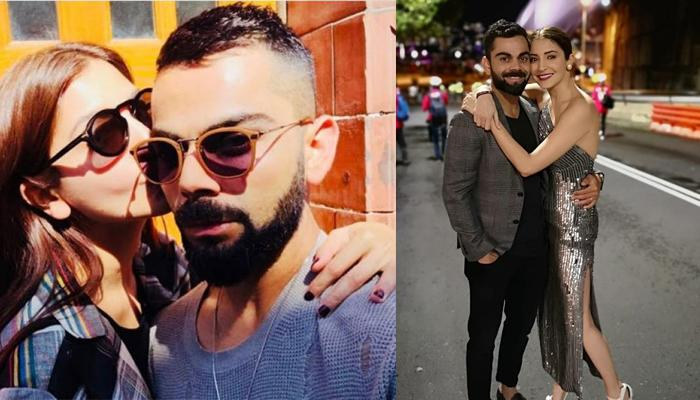 Virat Kohli's Gentlemanly Love For Anushka Sharma On Their Candlelight Dinner Date Is So Endearing