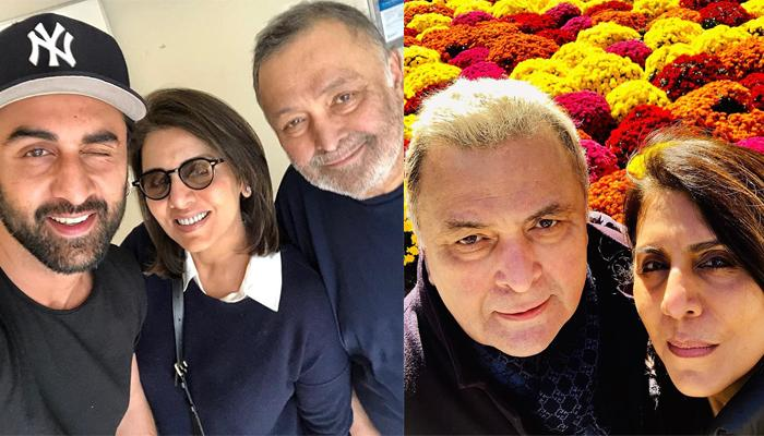 Rishi Kapoor Says Neetu Kapoor Stood By Me Like A Rock, Ranbir And Riddhima Shouldered My Problems