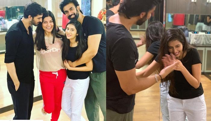 Sushmita Sen's Brother, Rajeev Sen Proposed Girlfriend, Charu Asopa For Marriage And She Said 'Yes'