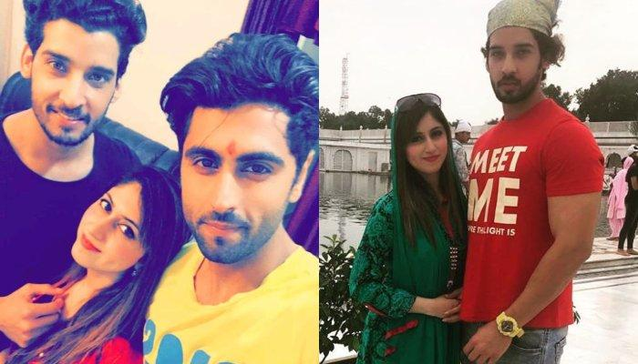 'Naamkarann' Actor Gautam Vig Reacts To His Separation Rumours With Ankit Gera's Sister, Richa