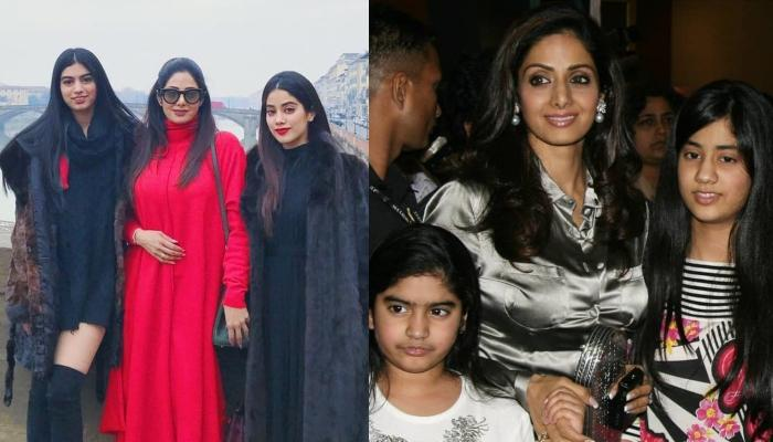 Janhvi Kapoor And Khushi Kapoor's Throwback Picture With Sridevi Will Make You Say 'Gone Too Soon'