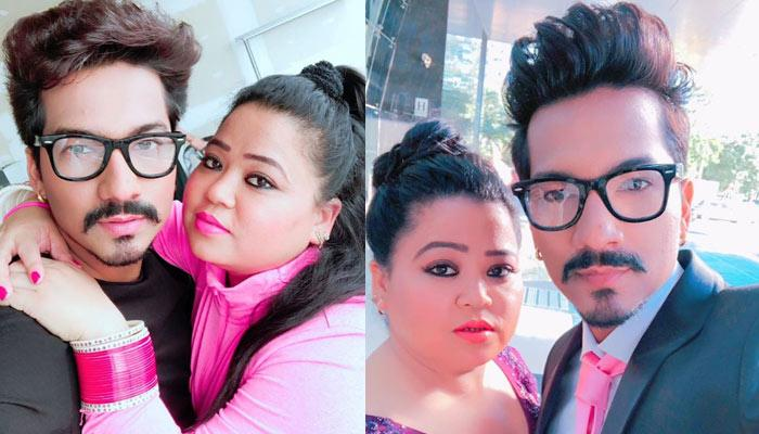 Bharti Singh Isn't Expecting First Baby With Haarsh Limbachiyaa, Reveals That Her Life Is Hectic