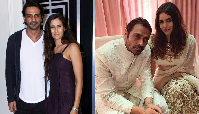 Arjun Rampal's Not-Yet-Divorced Wife, Mehr Jesia To Organise His Ladylove, Gabriella's Baby Shower