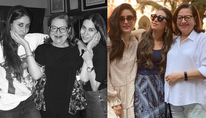 Kareena Kapoor Khan, Karisma Kapoor Go On A 'Marvellous Monday' Lunch Date With Mom, Babita Kapoor