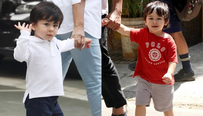 Taimur Ali Khan's Favourite Game Is Saying 'Khichik Khichik' Pretending To Be 'Mediawale'