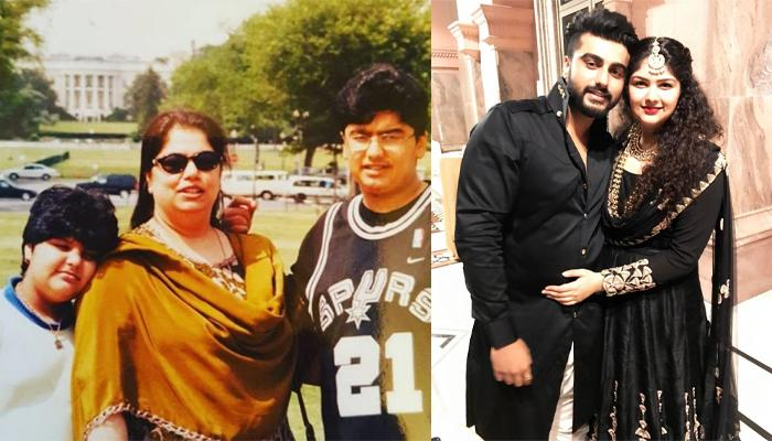 Arjun Says Anshula Is Their Late Mother's Replica, Shares They Relive Her Memories Through Pictures