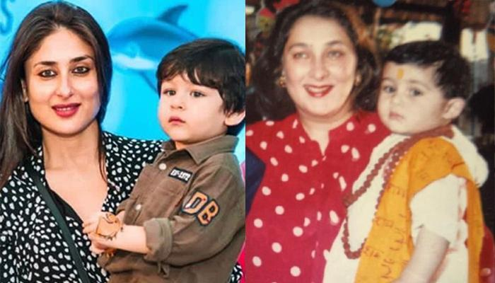 Taimur Ali Khan Is A Photocopy Of His Uncle Armaan Jain And These Childhood Pictures Are A Proof