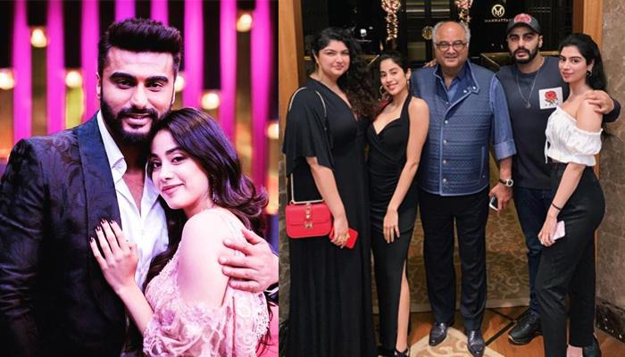Arjun Kapoor Talks About Half-Siblings, Janhvi Kapoor And Khushi Kapoor, Says 'Nazar Naa Lagey'