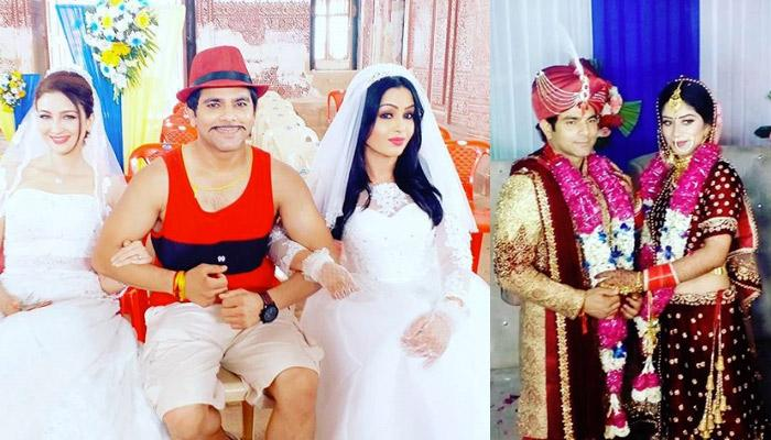 'Bhabhiji Ghar Pe Hain' Fame Deepesh Bhan Ties The Knot In A Secret Ceremony, Pics And Video Inside