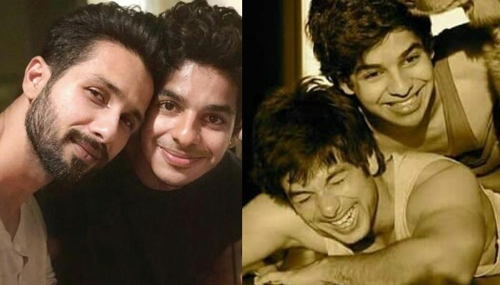 Ishaan Khatter Reveals The Name Of His Favourite Ex-Girlfriend Of Brother, Shahid Kapoor