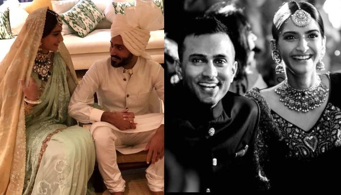 Sonam Kapoor Ahuja Shares A 'Happily Ever After' Anniversary Post For Husband, Anand Ahuja [Video]