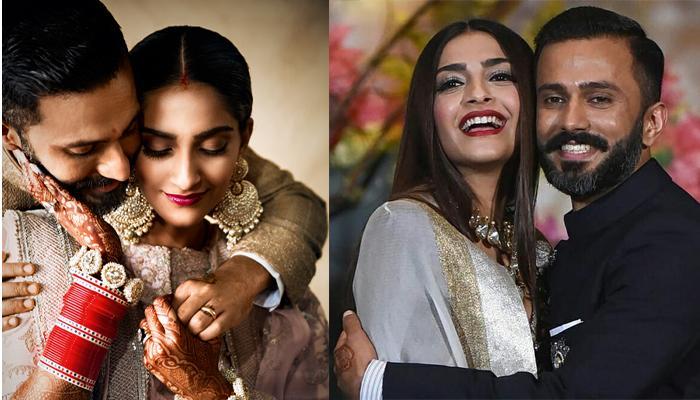Anand Sonam Ahuja's First Wedding Anniversary Wish For Sonam Kapoor Ahuja, Calls Her 'Guiding Star'