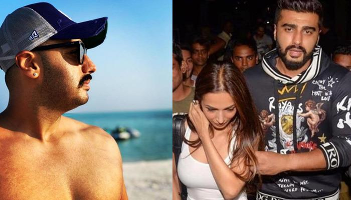 Arjun Kapoor Makes Fun Of His Wedding Rumours With Malaika Arora, Says He Is Bald Right Now