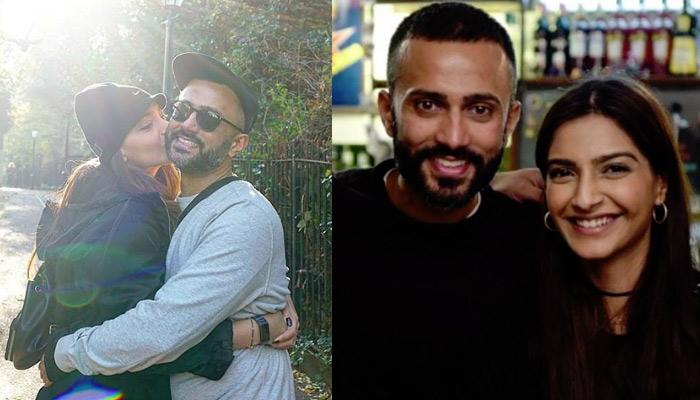 Sonam Kapoor Ahuja-Anand Ahuja Get Wishes From Anil, Sunita, Rhea, Sanjay, Maheep (Pictures Inside)