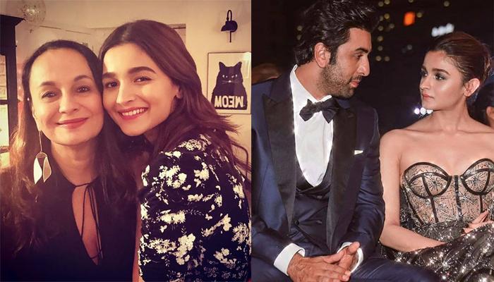 Soni Razdan Comments On Alia Bhatt And Ranbir Kapoor's Secret Wedding At Lake Como, Italy