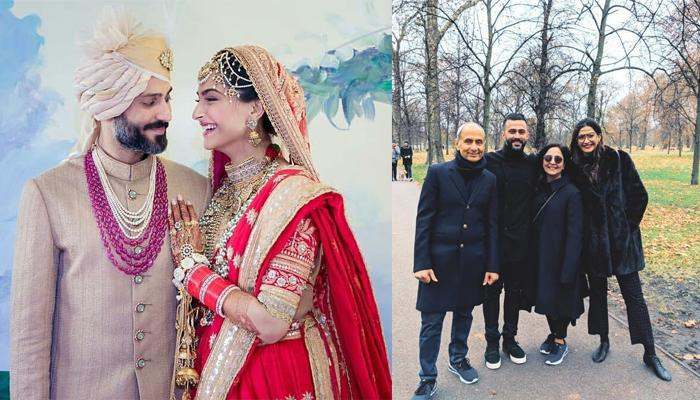 Sonam Kapoor Shares How Her In-Laws Celebrated Her And Anand Ahuja's First Wedding Anniversary