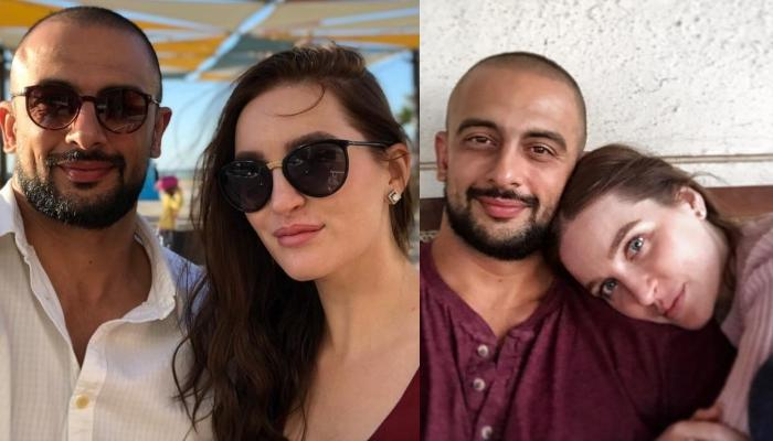 Arunoday Singh Announces His Separation With Wife, Lee Elton After One-And-A-Half Year Of Marriage