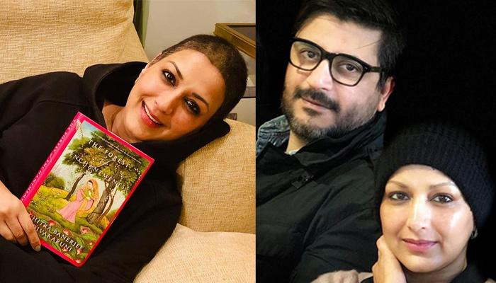 Sonali Bendre Shares Hubby Goldie Behl Has Been Her Biggest Strength During Her Cancer Treatment