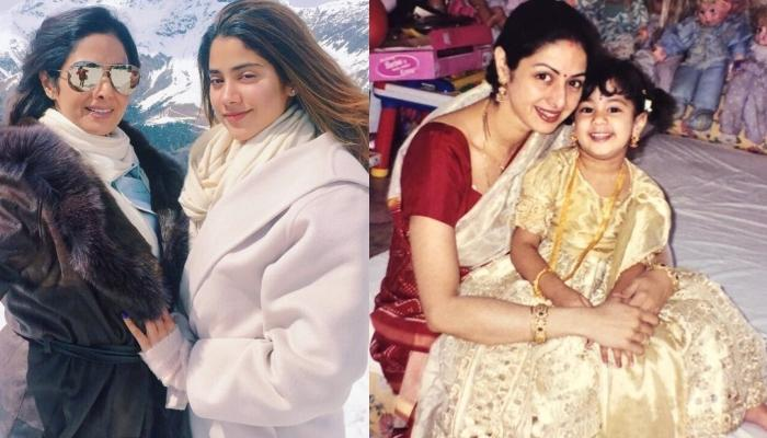 Janhvi Kapoor Goes Down On A Memory Lane On Mother's Day, Posts A Heartfelt Message For Sridevi