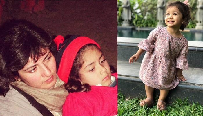 Misha Kapoor Is The Spitting Image Of Her Mother, Mira Rajput Kapoor From Her Childhood Days