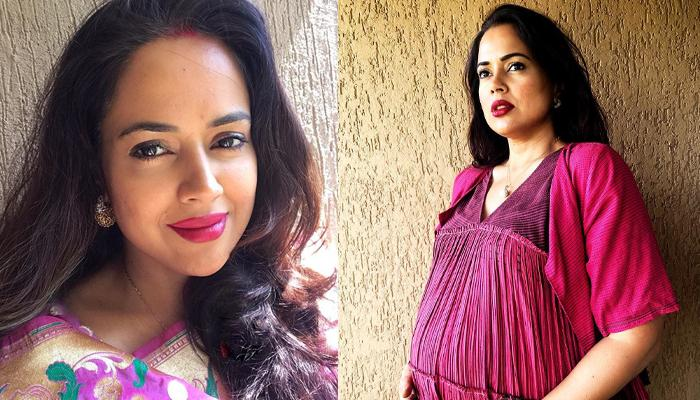 Sameera Reddy Never Applies 'Sindoor' But Her Mom Asked Her To And She Liked It