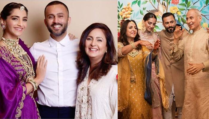 Sonam Kapoor Ahuja's Heartfelt Mother's Day Wish For Her Mother-In-Law, Priya Ahuja Is Unmissable