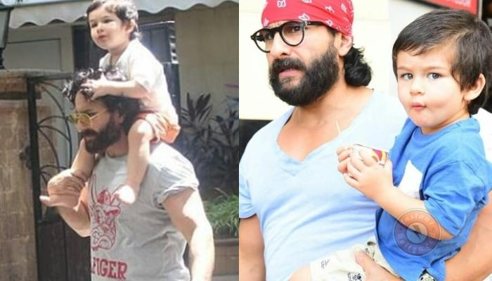 Saif Ali Khan Opens Up About His Son, Taimur Ali Khan's Big Bollywood Debut