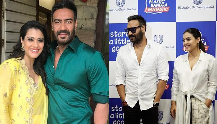This Is What Kajol Does When She Catches Husband, Ajay Devgn Staring At Beautiful Girls
