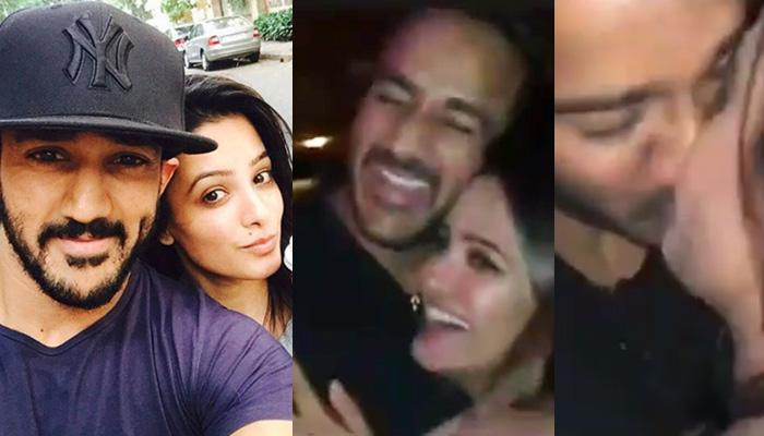 Anita Hassanandani-Rohit Reddy Burn The Dance Floor With Off-Beat Dancing And Lip Lock [VIDEO]