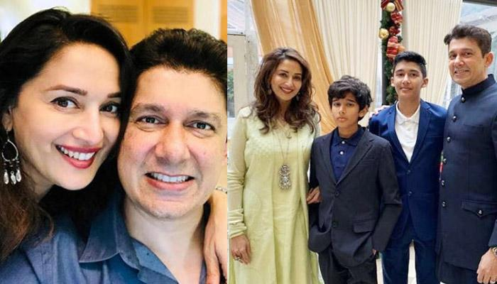 Madhuri Dixit Reveals How Her Kids React To The Movies She Has Done, Talks About Motherhood