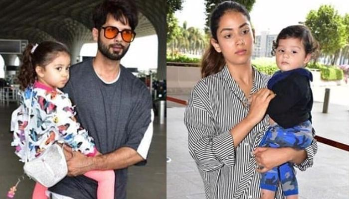 Mira Rajput Kapoor Hires Taimur Ali Khan's Nanny For Son, Zain Kapoor? This Is How Trolls Reacted