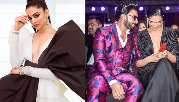 Deepika Padukone Posts Her First Cannes 2019 Look, Ranveer Singh Calls Her  'Elegance Ki Moorat'