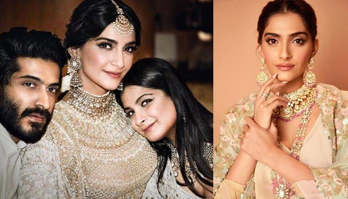 Sonam Kapoor-Rhea Kapoor Give Bridesmaids Goals As They Attend A Cousin's Haldi, Pics Inside