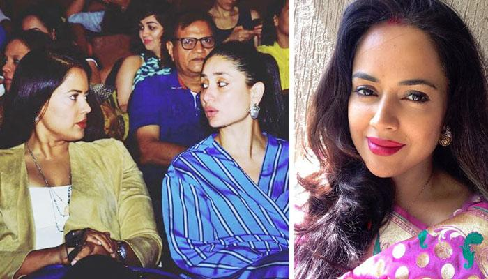 Sameera Reddy Lashes Out At Moms Who Judged Kareena Kapoor Khan For Being Working Mother