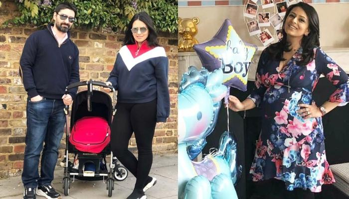 Deeya Chopra Mehta Shares First Dreamy Picture Of Her Baby Boy, Evaan Mehta [Picture Inside]