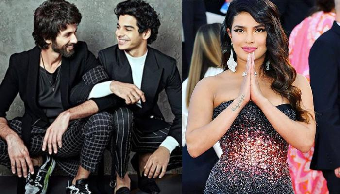 Ishaan's Comment On Priyanka's Cannes Picture Proves He Shares Friendly Bond With Shahid's Ex