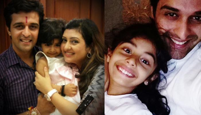 Juhi Parmar's Ex-Husband Sachin Shroff Spends Time With Daughter Samairra, Pictures Inside