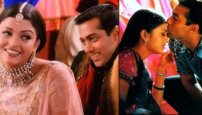 Salman Khan's Latest Tweet Has A Partial Glimpse Of Aishwarya Rai From Throwback Days, Fans Reply