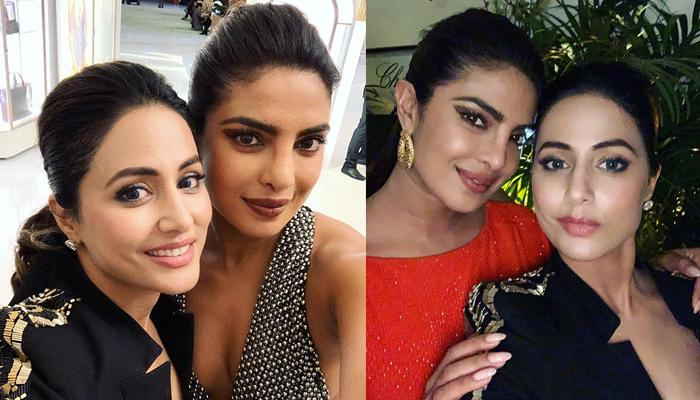 Hina Khan's Beautiful Fan Letter For Priyanka Chopra, Calls Her 'Best Version Of My Dream Self'