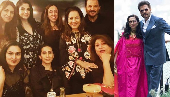 Anil Kapoor And Sunita Kapoor Twin In Black For 35th Anniversary Celebrations, Pics And Video Inside