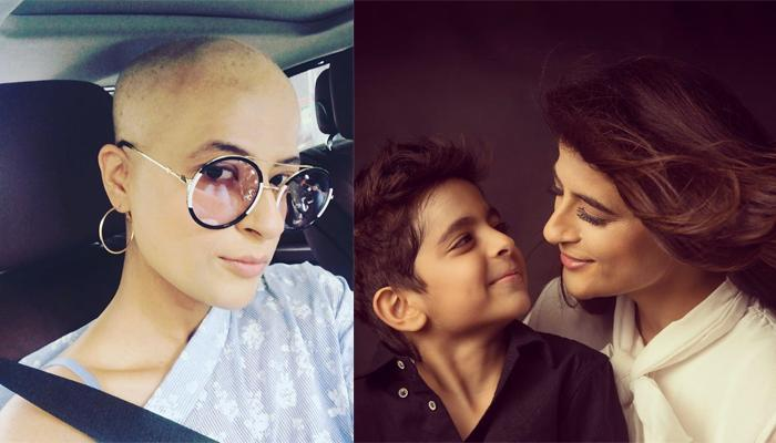 Tahira Kashyap Shares That Her Son Didn't Want Her To Meet His Friends After She Got Bald