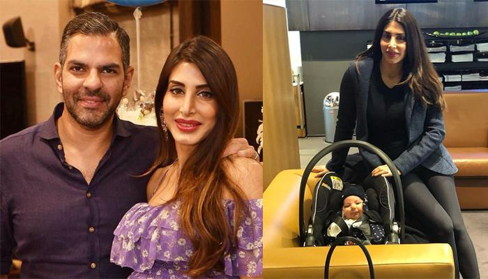 Priya Sachdev Kapur And Sunjay Kapur's Baby Boy, Azarias Turns 5-Month-Old, Sets His Goals High