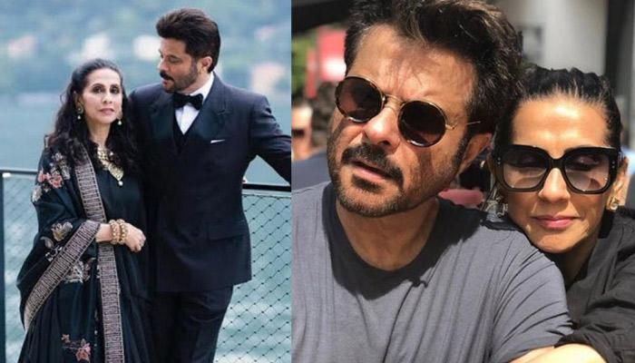 Anil Kapoor Reveals He Once Fell At Wife Sunita's Feet Begging Her To Take Pic For A Magazine Cover