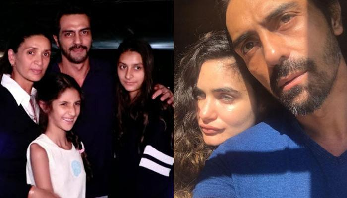 Arjun Rampal Invites Ex-Wife Mehr And Kids For GF Gabriella's Baby Shower, Details Inside