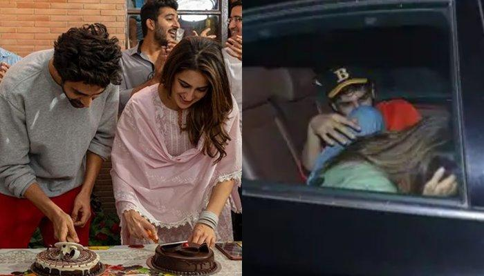 Sara Ali Khan And Kartik Aaryan Can't Get Enough Of Each Other, Crack Jokes Hold Each Other's Hand