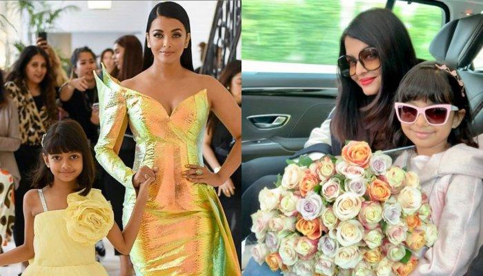 Aishwarya Rai Bachchan Again Trolled On Social Media, Now For Taking Aaradhya Bachchan To Cannes