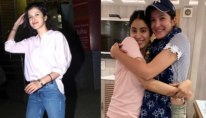 Shanaya Kapoor And Janhvi Kapoor's Hug After Getting Back Home Is Major Cousin Goals