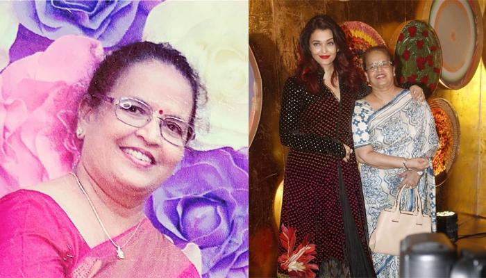 Aishwarya Rai Bachchan Posts A Heartfelt Birthday Wish For Her Mother, Brindya Rai