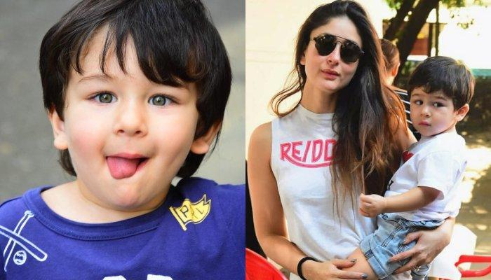 Taimur Ali Khan Is Never Allowed To Eat Food At Birthday Parties, Kareena Kapoor Reveals The Reason